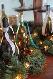 wine bottles for holiday decorations u2013 bran appetit