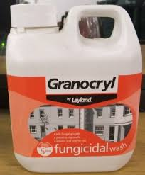 Fungicidal Wash For Interior Walls Granocryl Fungicidal Wash Clear 552304 Sale Amazon Co Uk Kitchen