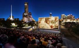Outdoor Cinema Botanical Gardens Cinema Guide Melbourne Best Festivals In The World