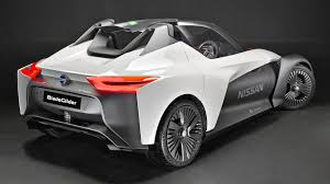 new nissan sports car the new nissan bladeglider prototype has a drift mode car news