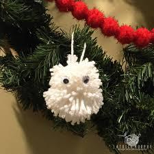 easy diy snowball ornament tombow usa