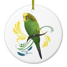 parakeet ornaments keepsake ornaments zazzle