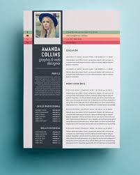 Sample Designer Resume by Creative Resume Templates Berathen Com