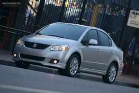 suzuki sx4 sedan specs 2006 2007 2008 2009 2010 2011 2012