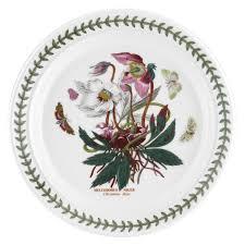 Portmeirion The Botanic Garden by Portmeirion Botanic Garden Seconds 8 Inch Plate Set Of 6 Christmas