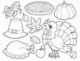 brown coloring pages thanksgiving coloring home