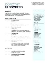 free resume builder templates free resumes builder foodcity me