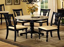 Dining Room Round Tables Bedroom Round Granite Top Dining Table Captivating Nice Granite