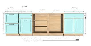 Standard Kitchen Cabinet Doors Alkamediacom - Kitchen cabinets diy plans