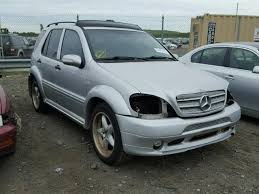 1999 mercedes ml 430 auto auction ended on vin 4jgab72e7xa082194 1999 mercedes