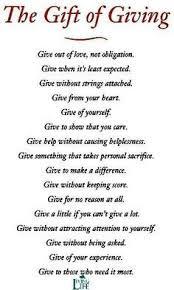053d43a4d1647111f4fb1e36f1a0faba quotes about giving gift giving