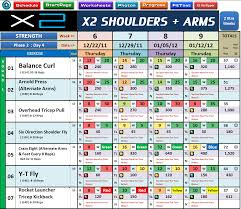 Overhead Calculation Spreadsheet Excel Spreadsheet Workout U0026 Nutrition Managers For P90x2