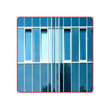 Unitized Curtain Wall Aluminium Wall Partitions Unitized Curtain Wall System