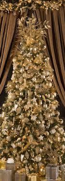 2013 raz postmark decorated trees tree gold