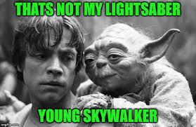 Funny Yoda Memes - yoda s dirty secret imgflip