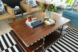 Design A Coffee Table How To Style A Family Friendly Coffee Table