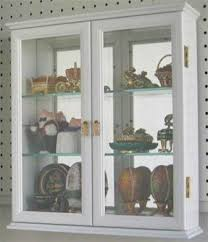 Display Cabinets Edmonton Wall Mount Curio Cabinet Foter