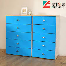 Plastic Cabinets Buy Wanyuan Hung Wood Top Drawer Storage Cabinets Color Green