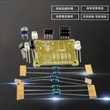 electronic components led lights lm358 breathing l parts 5mm blinking lights electronic components