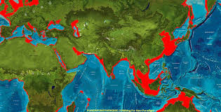 North America Ice Age Map by Seawapa Co Ice Age End Near 1500bc