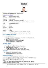 Resume Samples 2017 Malaysia by 100 Sample Resume Examples Malaysia Cv Career Profile