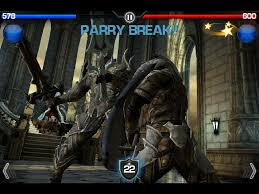 infinity blade apk infinity blade ii review gamingph