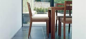 de la espada dining table la espada minimal dining chair