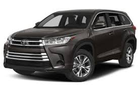 toyota suv deals 2018 toyota highlander deals prices incentives leases