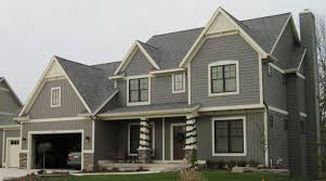roof decorations exterior good looking design ideas using grey roof and