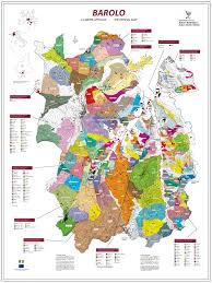 Map O The Official Map Of Barolo In Vino Veritas Pinterest Wine