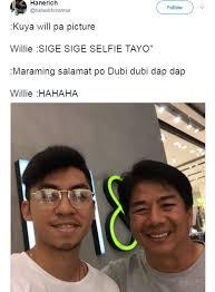 Willie Revillame Meme - netizen pokes fun at willie revillame s latest song but the