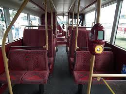 London Bus Interior Clondoner92 2016