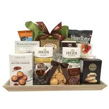 Office Gift Baskets Office Sharing Gift Baskets Simontea Gifts Canada