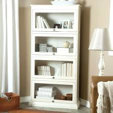 Bookcase With Glass Door Glass Bookshelf Bookshelf Black Bookcase With Glass Doors Building