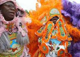 big mardi gras photos funeral of mardi gras indians big chief larry bannock news