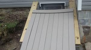 Steel Basement Doors by Cellar Door Lifters U0026 Cellar Door Hidden By Deck By M Builders But