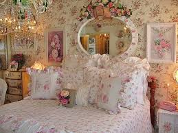 shabby chic bedroom ideas colorful gold col flower bedding set