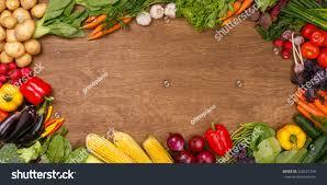 fresh harvest garden fresh farmers market stock photo 326527340
