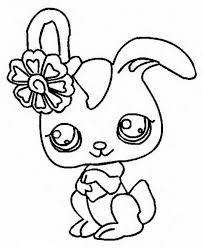 cute printable coloring pages littlest pet shop 94620