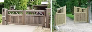 portails de jardin portail pour jardin portillon exterieur carlier construction
