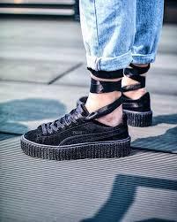 in style magazine customer service best 25 puma creepers ideas on pinterest pumas shoes rihanna