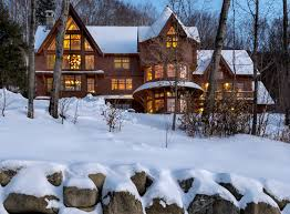a retreat for skiers by skiers new hampshire home january