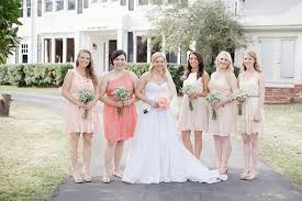 Country Chic Wedding Teal And Peach Country Chic Wedding Bridal Musings