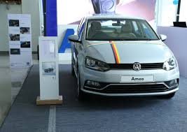 volkswagen new car ameo volkswagen ameo bangalore price revealed 5 33 lakhs gaadikey