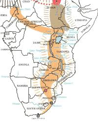 africa map great rift valley history africanis indigenous of southern africa