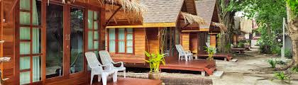 garden bungalow at lipe beach resort koh lipe thailand