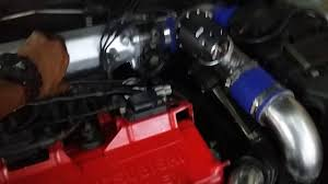 mitsubishi iswara mitsubishi lancer 4g93 sohc cs5 turbo youtube