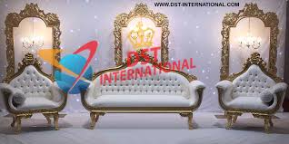 Indian Wedding Chairs For Bride And Groom Wedding Stage Sofa Sofa Galleries