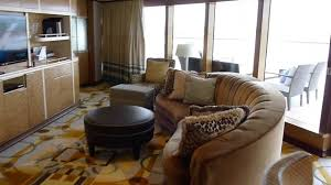 Disney Fantasy Floor Plan disney fantasy cruise walt disney suite royal suite youtube