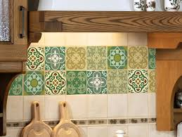 kitchen backsplash decals tile decals set of 15 tile stickers for kitchen tiles backsplash